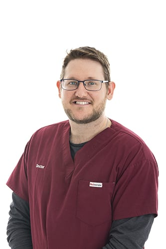 Dr Chris Edgecumbe